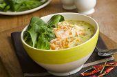 Prawn Laksa Soup