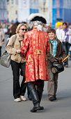 Tourist Service In St. Petersburg
