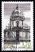 Postage Stamp France 1993 Val De Grace Monastery