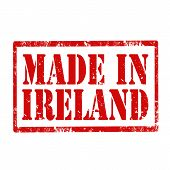 Made In Ireland-stamp