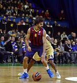 Victor Sada Of Fc Barcelona