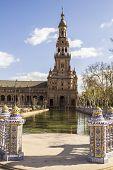 Spain´s Square (Seville, Spain)