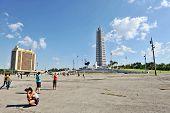 The Revolution Square in Havana