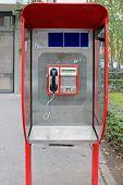 Public Payphone