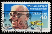 USA. Postage Stamp