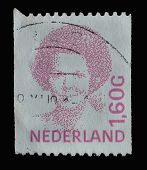 Netherlands Postage Stamp