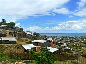 Pemba. A City In Mozambique, Africa. Indian Ocean Coast.