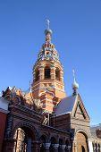 Church of the Presentation of the God (Sretenskaya). Yaroslavl, Russia