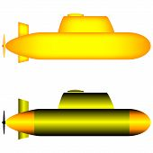 Two Yellow Submarines