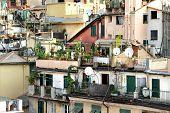 Beautiful View Of Genova, Italy