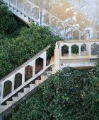 Antique Stone Stairway
