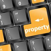 Property Message On Keyboard Enter Key