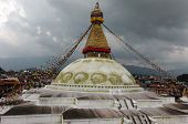 Boudhanath Temple, Worlds Largest Stupa