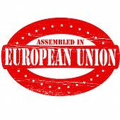Assembled In European Union