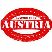 Assembled In Austria