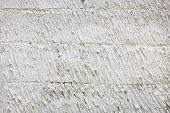 Vertical Brushed Concrete Texture As A Background