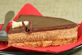 Chocolate And Toffee Cheesecake