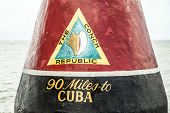Southernmost Point Marker, Key West, Usa