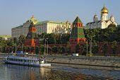 Holiday Cruiser Nea Kremlin Quay