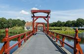 Drawbridge Of Fortress Bourtange