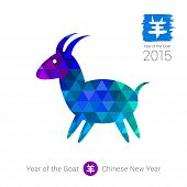 Chinese New Year of the Goat.