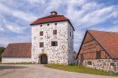 Hovdala Slott Gatehouse