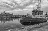 Dunker Tugboat Helsingborg