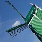 Green wind mill