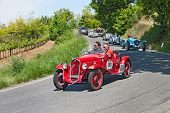 Fiat 508 Cs Coppa D'oro