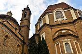San Lorenzo Church in Florence