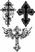 cross symbol design