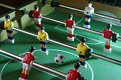 Table Football Shot