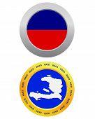 Button As A Symbol  Haiti