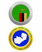 Button As A Symbol  Zambia