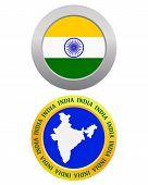 Button As A Symbol India