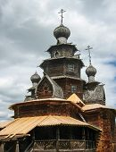 Wooden Architecture In Suzdal, Vladimir Region, Russia