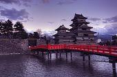 Matsumoto Burg, japan