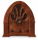gothic radio orthographic