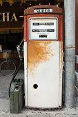 Vintage Gasoline Pump