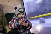 Child In The Tram