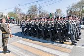 picture of military personnel  - Tyumen - JPG