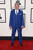 LOS ANGELES - FEB 08:  Tom Jones arrives to the Grammy Awards 2015  on February 8, 2015 in Los Angeles, CA