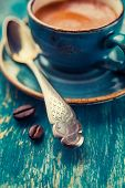 Coffee Spoon, Close-up