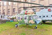 Soviet Light Multifunctional Helicopter Mil Mi-2