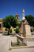 First of May Square, Ubeda.