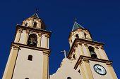 Spanish church, Orgiva.