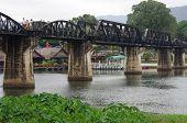 Bridge On The River Kwai, Thailand