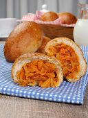 Pies With Cabbage