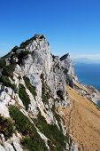 Постер, плакат: The Rock of Gibraltar