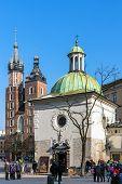 Churches in Krakow